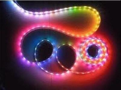 LED-flexibler Streifen (BK-3528-4.8W)