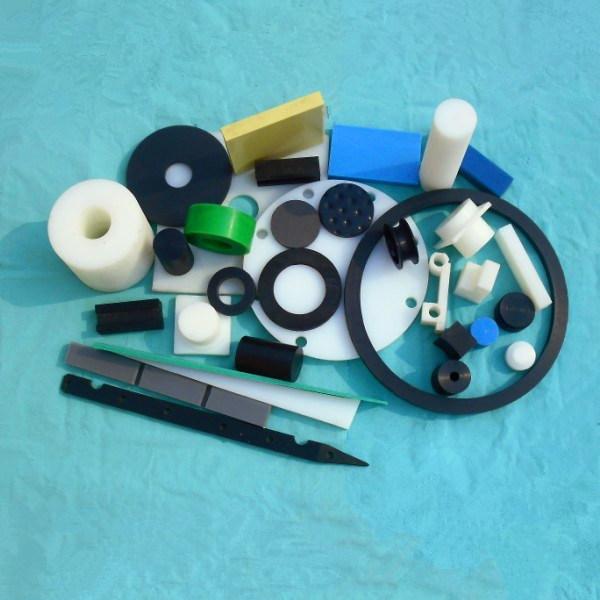 Fábrica de PE UHMW de acordo com o desenho 100% virgem plástico peças UHMWPE personalizada