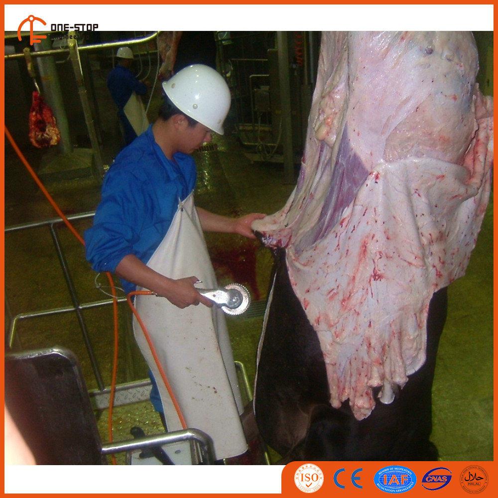 Linea di macello di chiave in mano del bestiame di Halal di progetto
