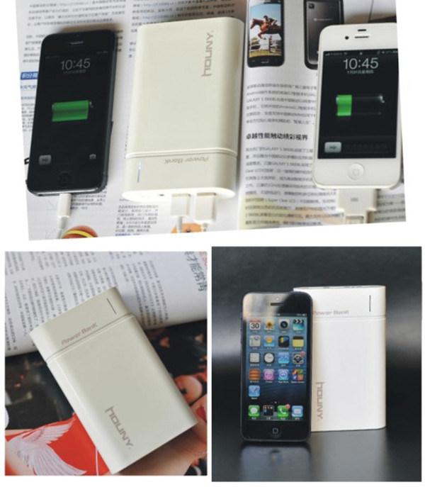 Tragbare Akku-Power-Bank für mobile Stromversorgung
