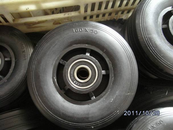 De Band FP1072 160x50mm van het polyurethaan