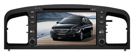 Lifan 6200ton 이동할 수 있는 타이어 트롤리를 위한 GPS를 가진 20Car DVD