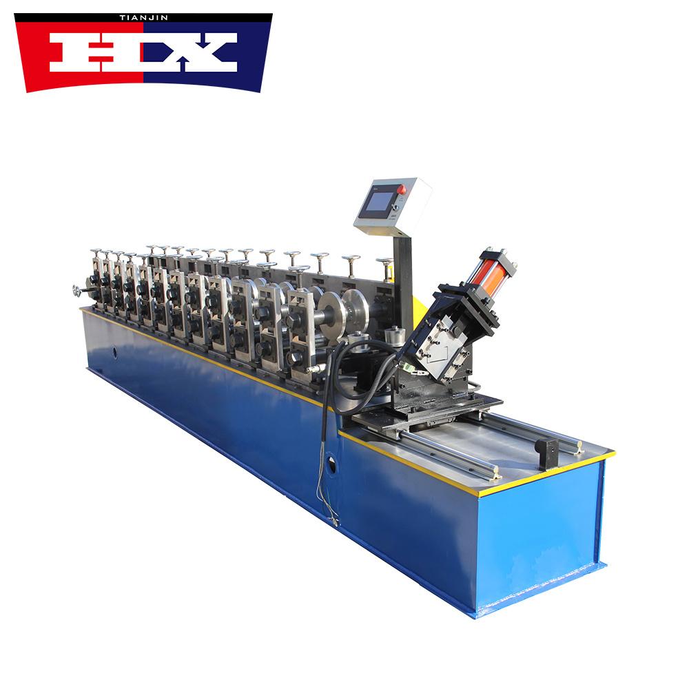 machine à profiler de toit, de la lumière de l'acier machine à profiler à froid de la quille