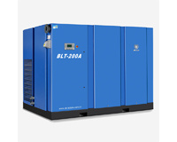 160kw 고품질 Bolaite 나사 공기 압축기