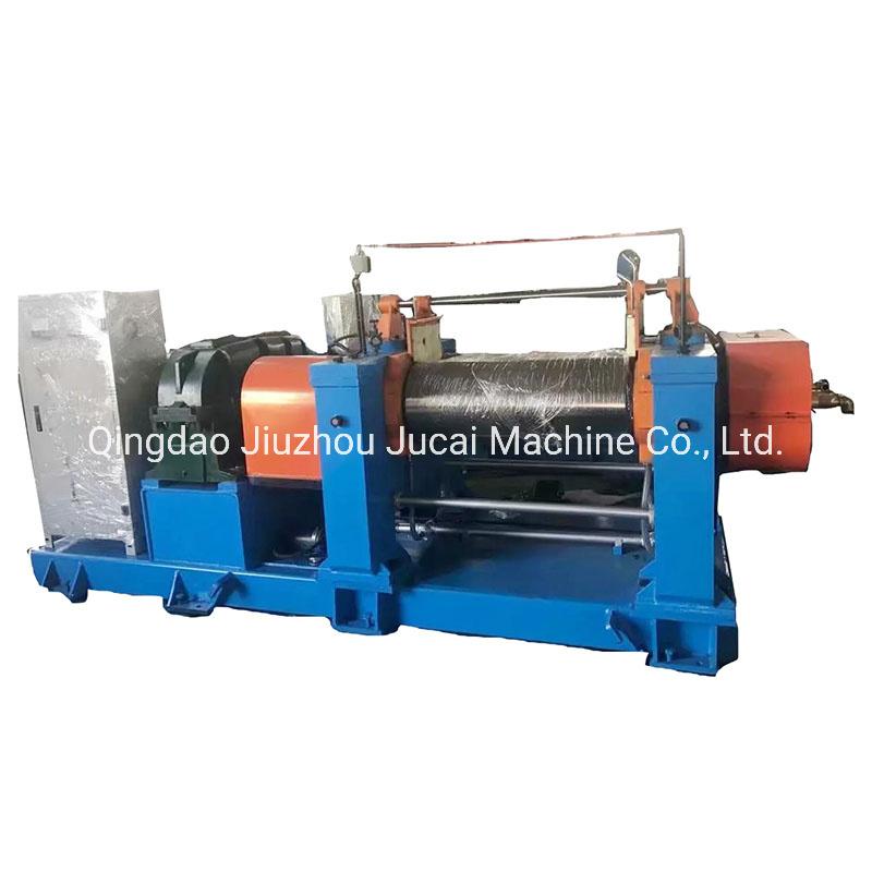 Rubberen mengapparatuur / Open mengmolen / Rubber Mixer machine
