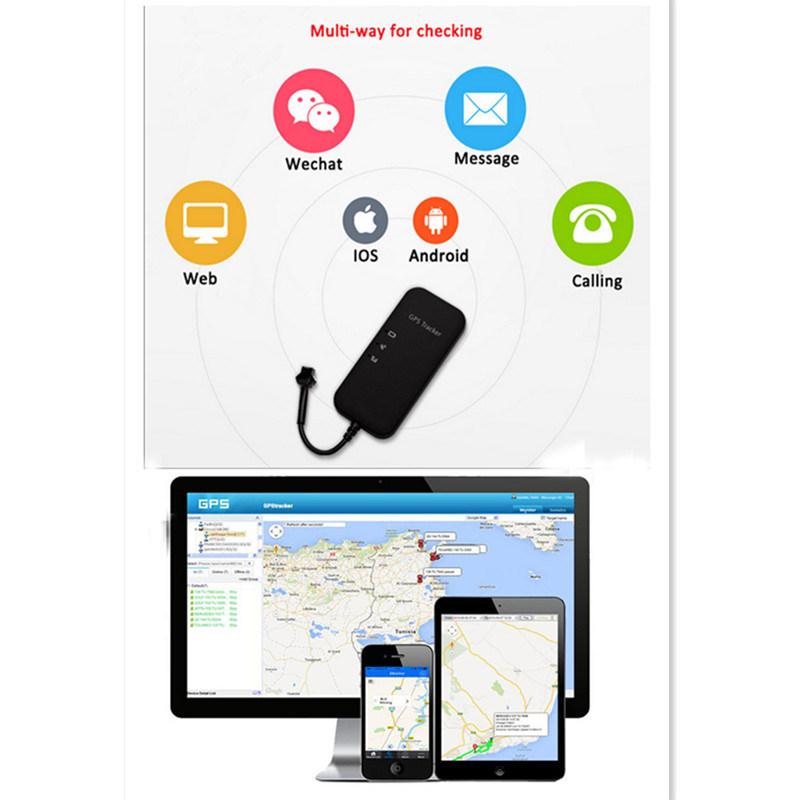 Автомобиль GPS Car Tracker с IOS приложение и Andriod APP