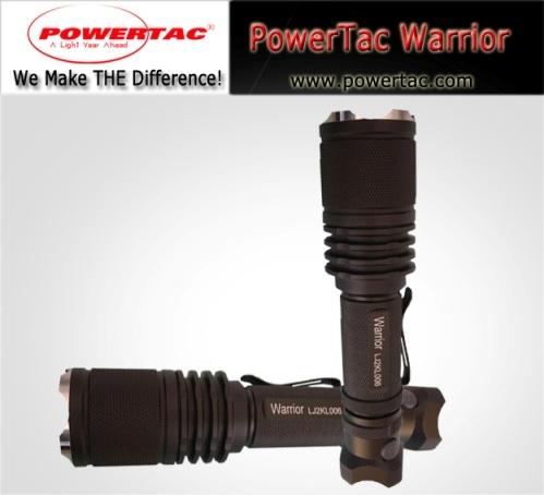 Powertac Warrior (PT003)