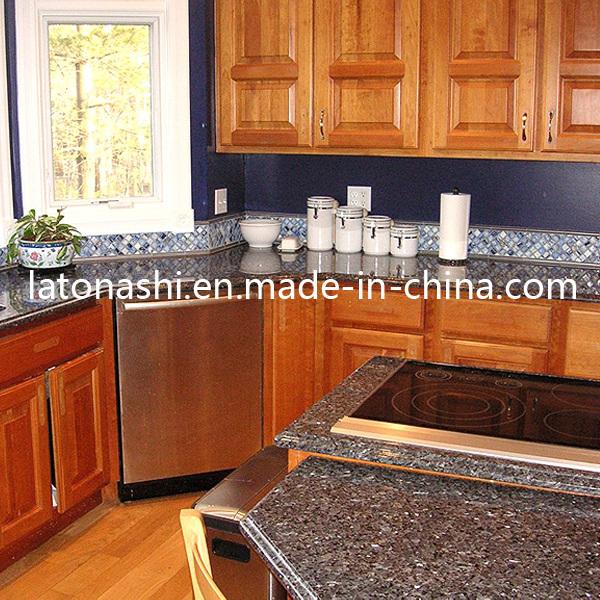 Foto de Bajo precio chino de granito prefabricados cocina encimera ...