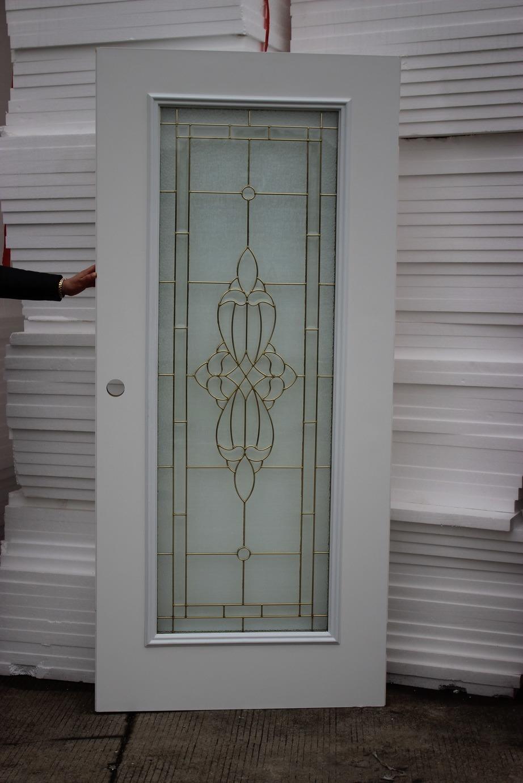 Porte Western Pour Salle De Bain ~ vitre de porte en acier fangda ovale utilis e pour la salle de