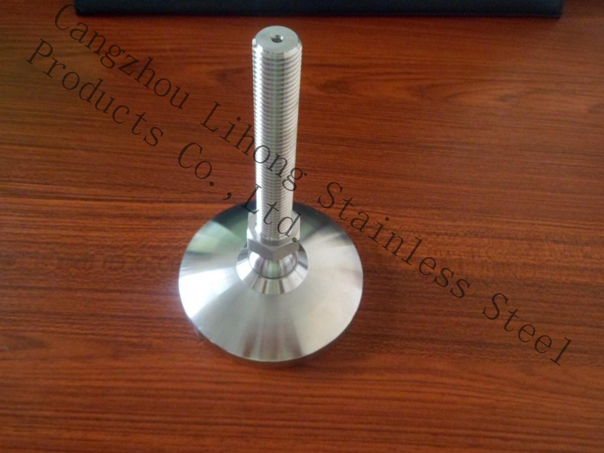 Raccordo per tubi in acciaio inox NPT parte in acciaio inox