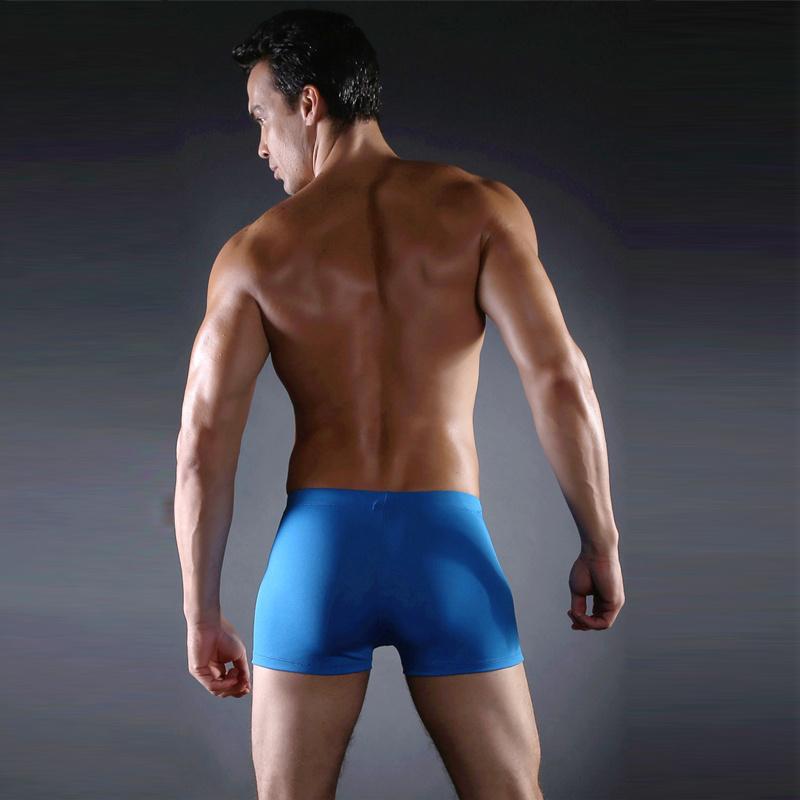8d1672e361 Square de la jambe maillot de bain, piscine Aqua shorts pour homme ...