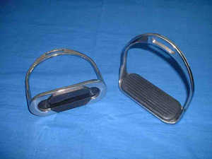 Kabelstrang: Edelstahl-Steigbügel-Modell C