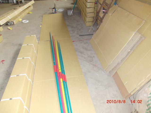 Liga de alumínio 800G, 700G, 600G, 500G, 400G, 300g, Lançamento do Dardo com Certificado Iaaf