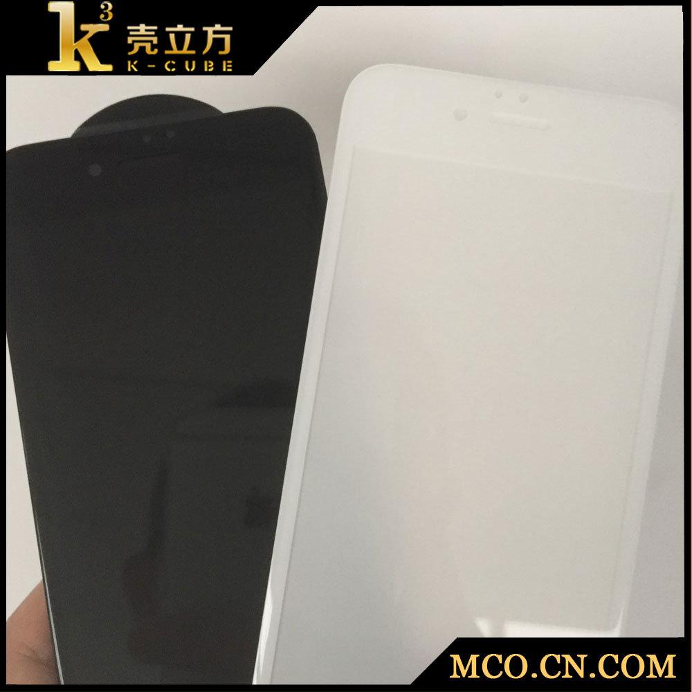 iPhone 6のiPhoneの6s緩和されたガラススクリーンの保護装置のための3Dスクリーンの保護装置7 7plus