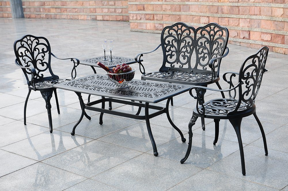 Meubles De Terrasse Outdoor Chaise Bistro Chaise En