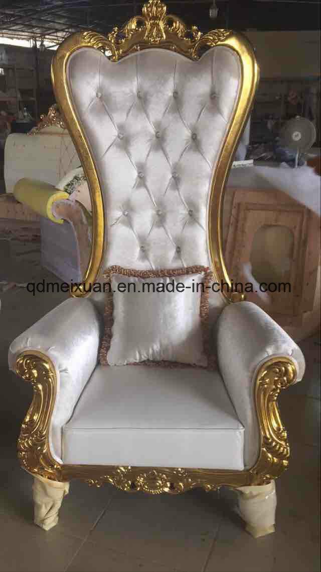 Le Roi Prsident Trne Coiffure Chaise Avec Une Haute Qualit M X3111