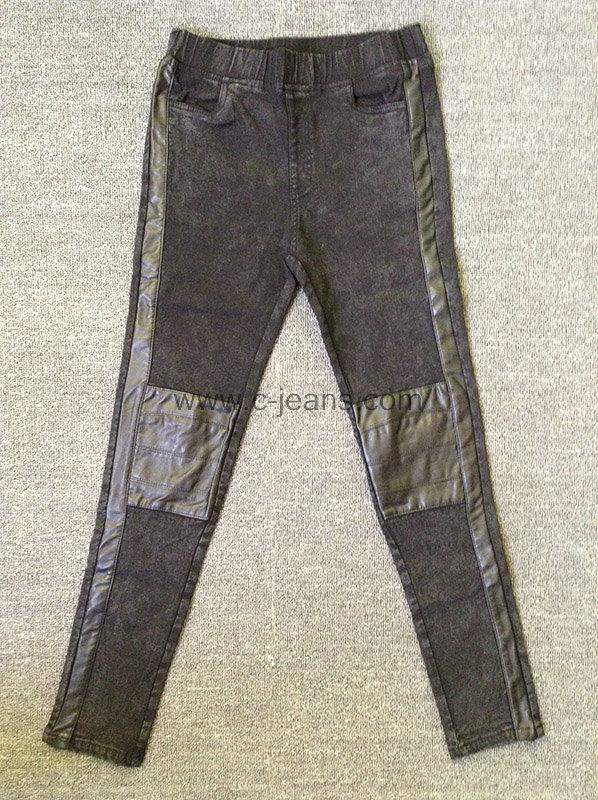 2014년 Newest 숙녀의 Fashion Jeans. 신식 여자 청바지