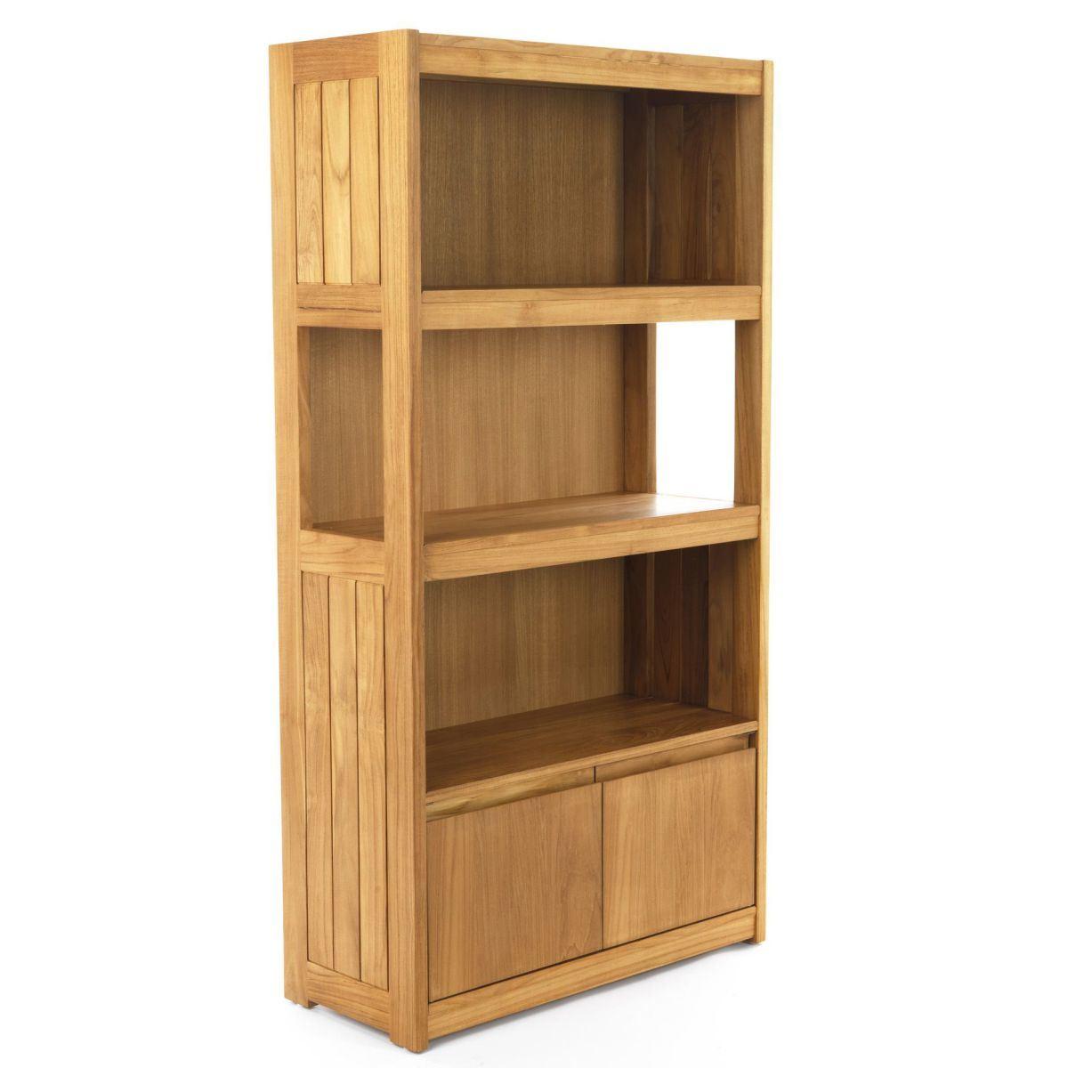 Peque os estantes para libros de madera peque os - Estantes para pared ...