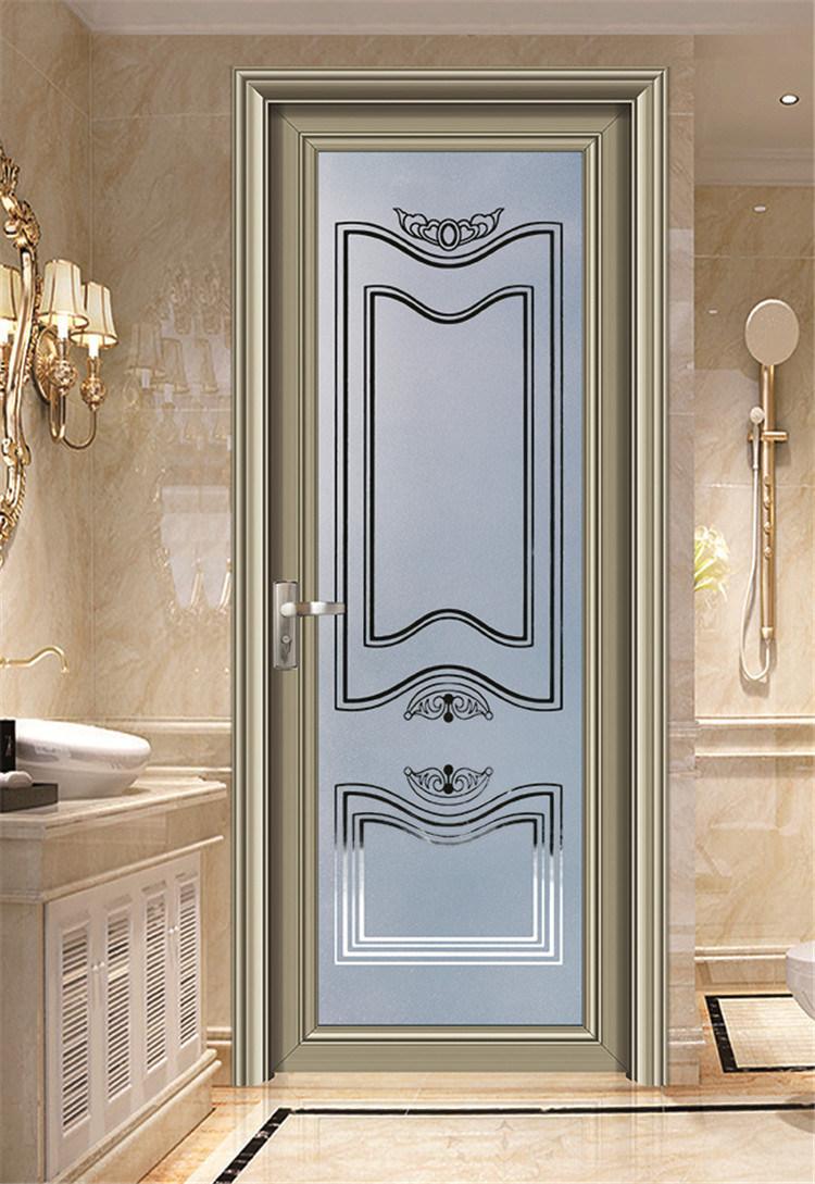 Foto de el precio bajo las puertas de aluminio de casement for Costo puerta aluminio