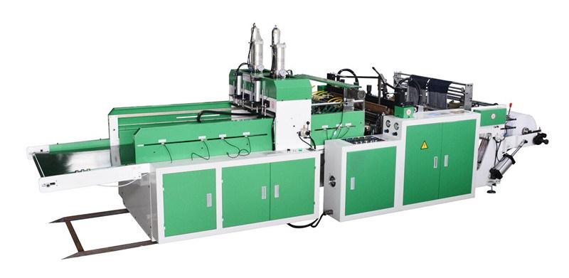 高速HDPE LDPEのガーベージのショッピング機械を作るプラスチックTシャツ袋