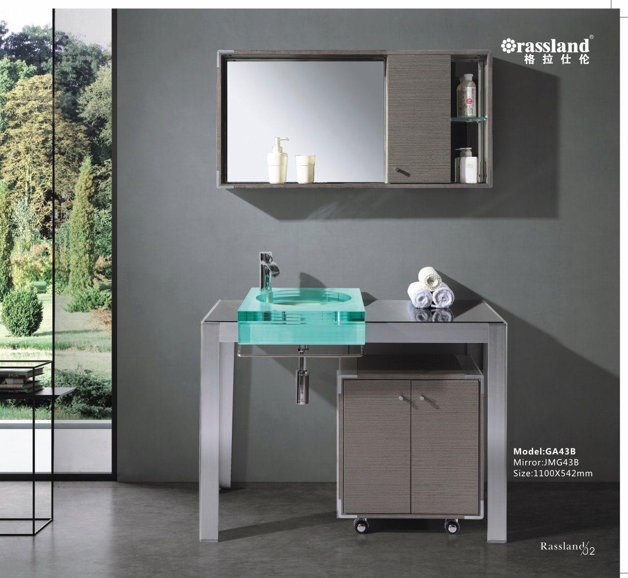 2019 جديد يصمّم غرفة حمّام مرآة خزانة فندق غرفة حمّام تفاهة