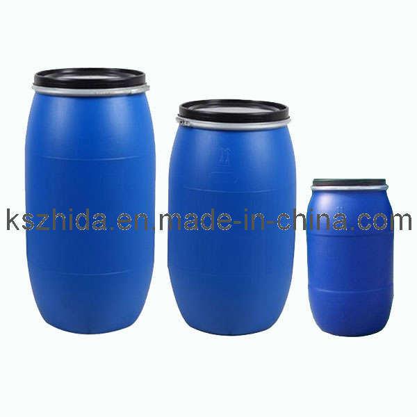 Tambores pl sticos del hq 200l con la tapa pd 015 for Tambores para agua
