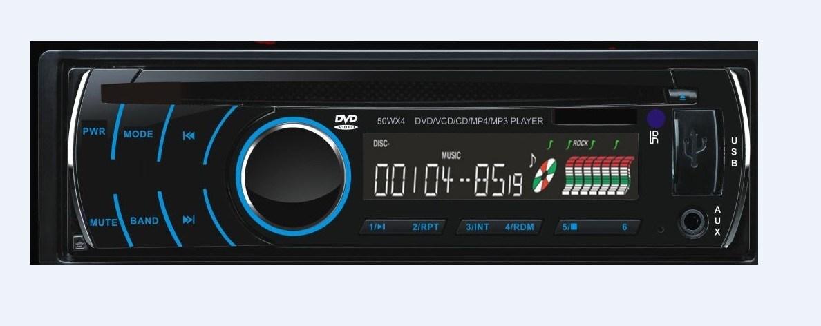 USB及びSDの車CD/DVDプレーヤー