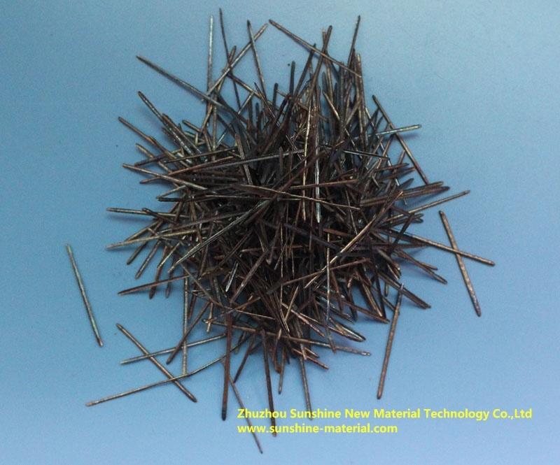 Extrait de fonte en acier inoxydable 310 de fibres pour Basque de four à coke