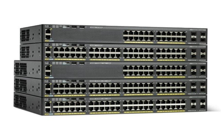 Cisco WsC2960X 24ts Ll