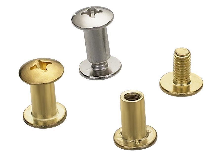 Fixador de metal de hardware do parafuso de perfuração automática