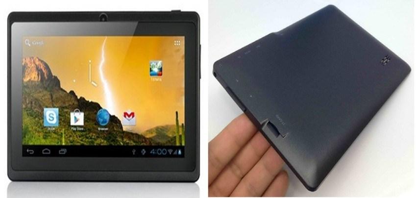 7 дюймов Tablet PC T704