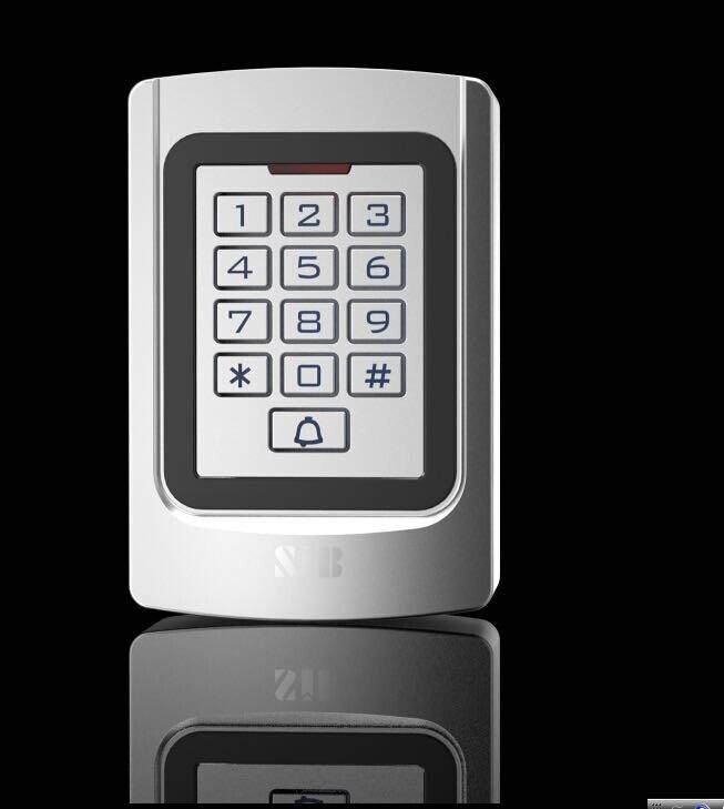 Unabhängiger Zugriffssteuerung-Tastaturblock K10em-W