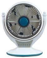 2 en 1 Insectes électronique killer et ventilateur de table - BH300-A