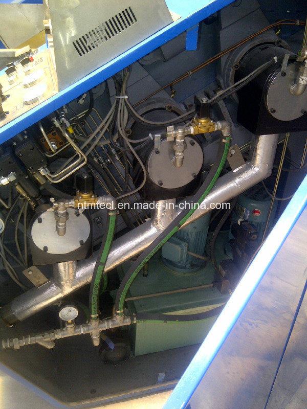 PLC Molen van Drie Broodje van de Controle de Hydraulische met de Speciale Harde Rol van de Legering voor Inkt, Pigment, Chocolade, Deeg