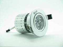 Al Material di SDS 5W LED Ceiling Light (Warm White 2700k-6000k)