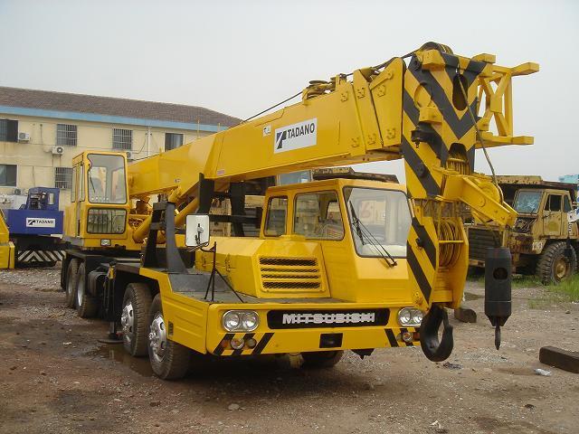 사용된 Tadabo 트럭 기중기 (TL300E)