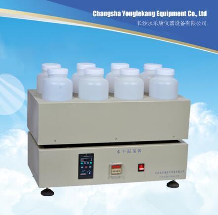 Лаборатория 0~200 T/мин 2L PE бутылки в горизонтальном положении встряхивания жидкость электродвигателя смешения воздушных потоков