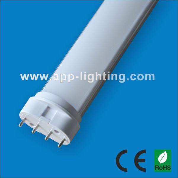 CE RoHS-zugelassene LED-PL-Lampe 2g11