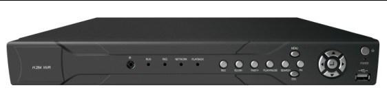 4/8/16チャネルネットワークのビデオレコーダー (NVR)