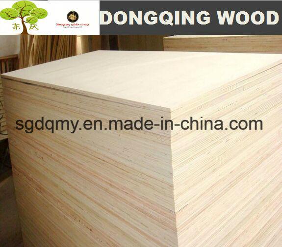 Chapas de madera de álamo / Muebles de madera contrachapada de 12 mm ...