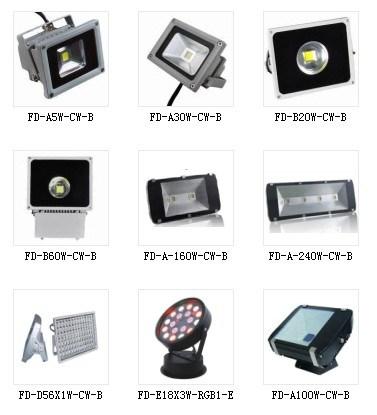 Luce di inondazione del LED