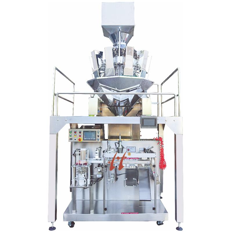 PET Food/ Seeds/ Sesame Automatische Food Weeging and Packing machine