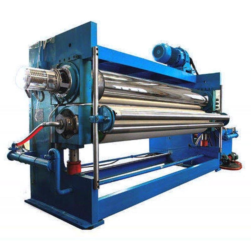 La parte superior de la calandria Two-Roll caucho pulsar de la máquina Fabricante de maquinaria de hojas de goma