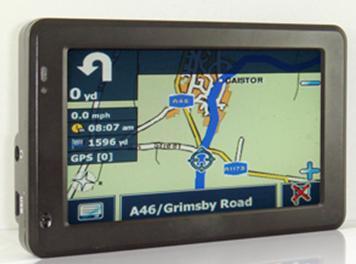 430 GPS 항해자 장치