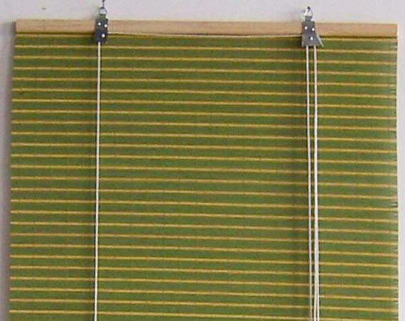 竹製ブラインド