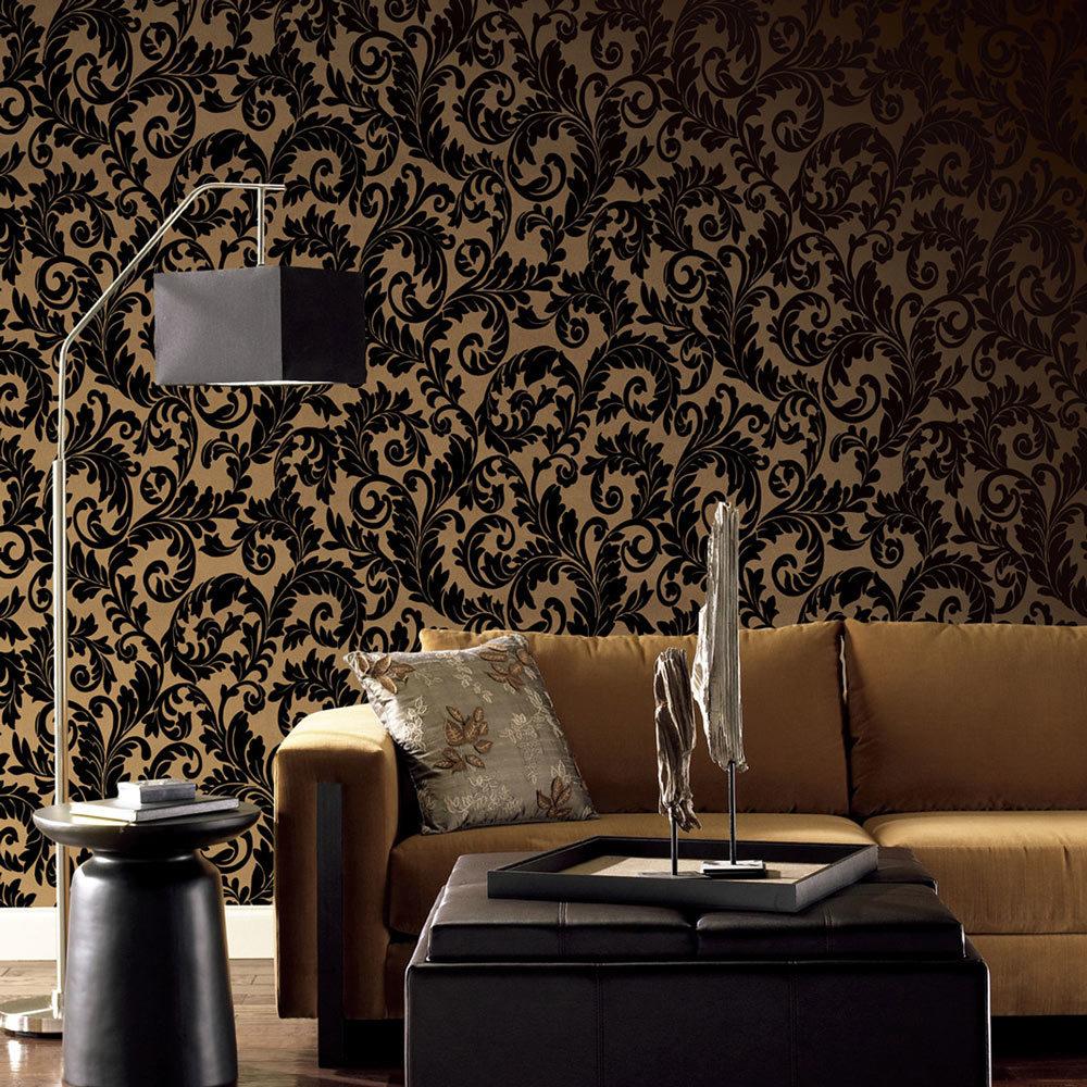 Telas paredes latest top porta de tela de tela de papel para a decorao adesivos de parede tv - Telas para decorar paredes ...