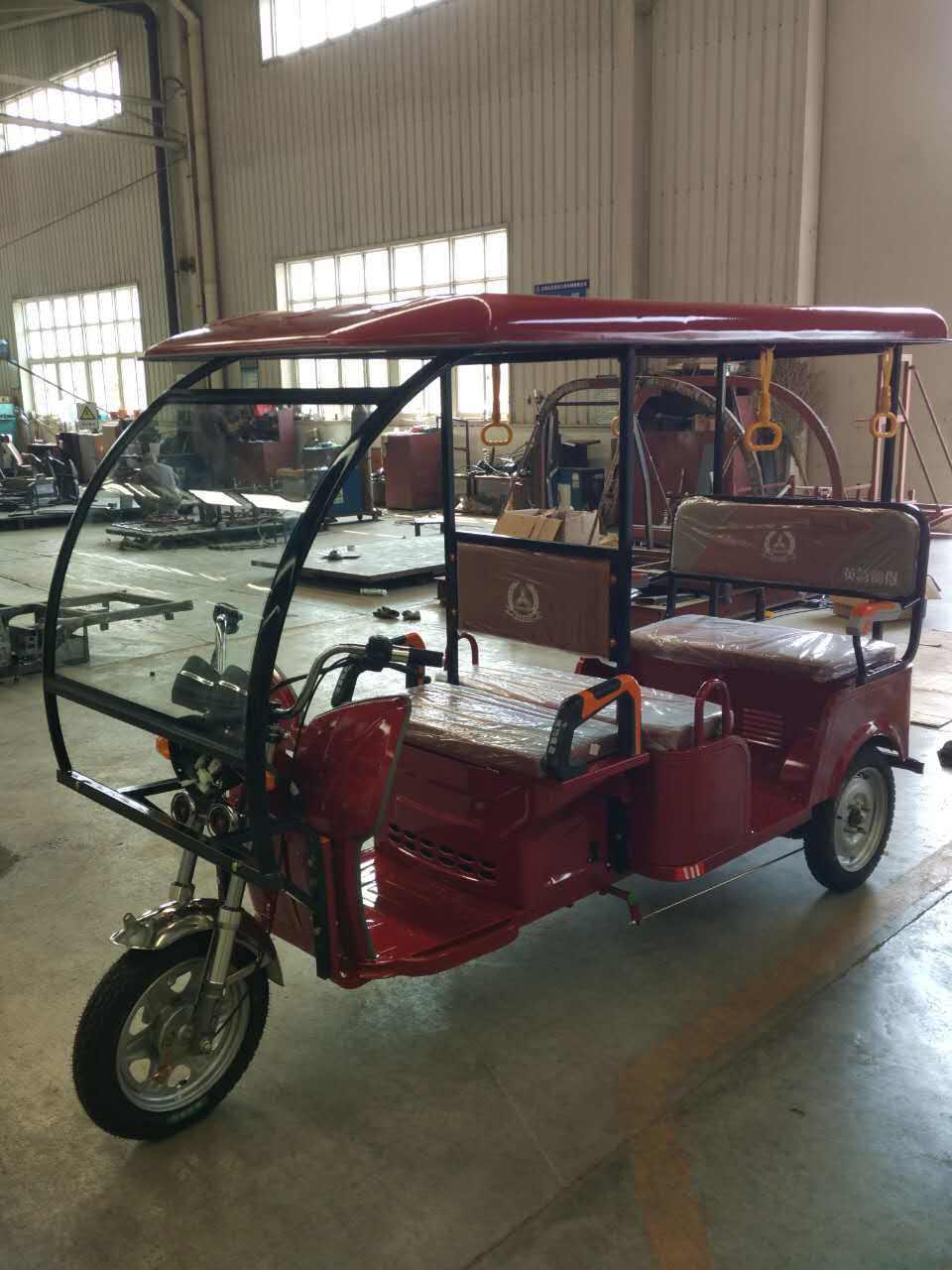 電気三輪車