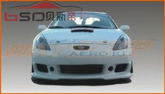 Club de Amigos de Estilo 2 kit de carrocería Parachoques para Toyota Celica 00-05