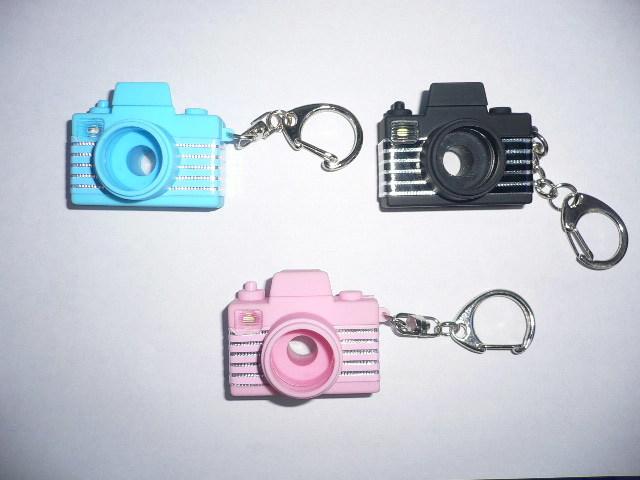 Kamera-Schlüsselkette