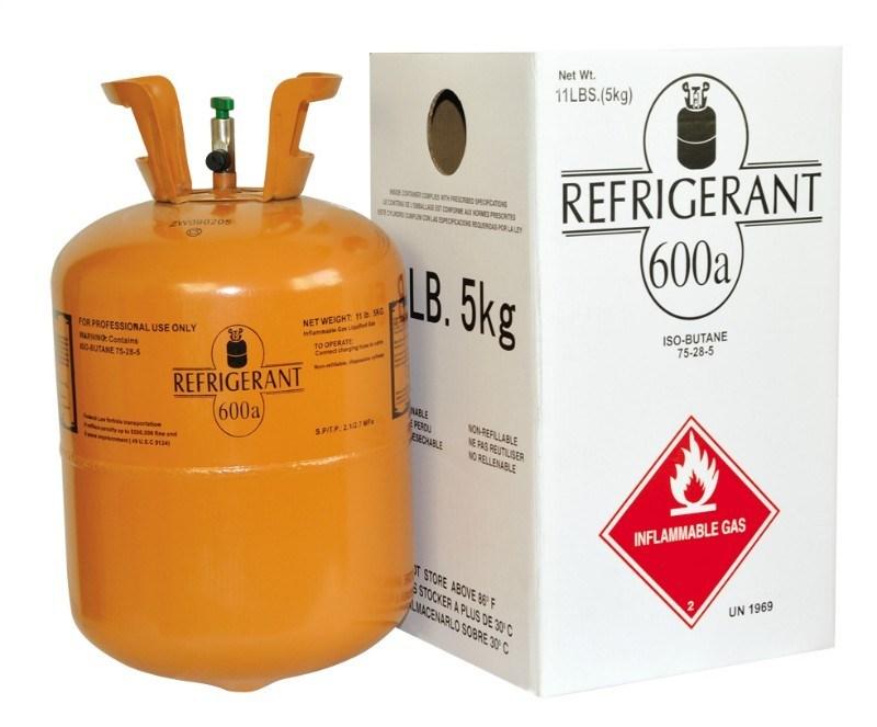 R600A refrigerantes